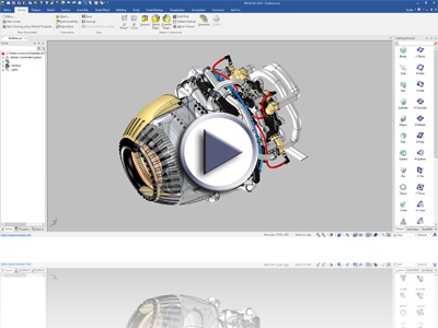 IronCAD Graphical Performance